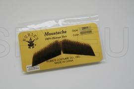 Gentleman's Moustache- Med. Brown