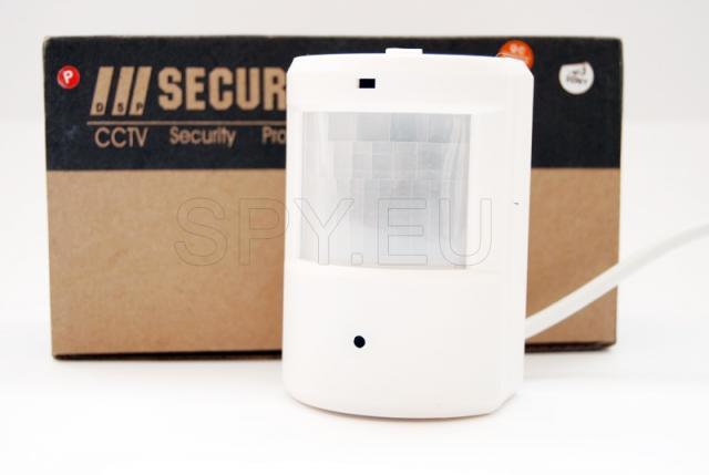 Camera in PIR Sensor