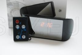 Електронен часовник с HD камера