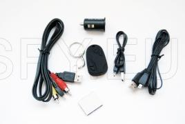 Hidden camera in remote with HD quality