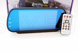 Система за паркиране в огледало за задно виждане