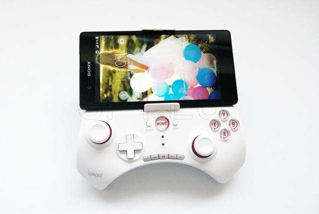Joystick for mobile phones