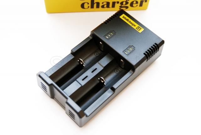 Charger for rechargeable batteries