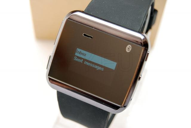 Bluetooth handsfree watch