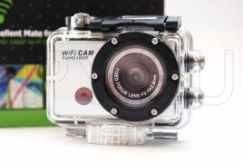 Sports airtight Wi-Fi HD camera