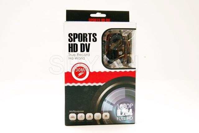 HD sports camera