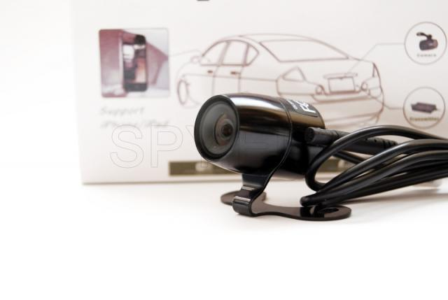 Parktronic with Wi-Fi camera
