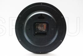 Wall clock with camera