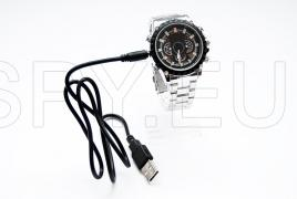 HD camera in a wrist watch