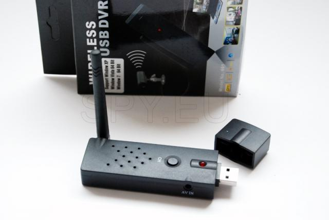 USB recorder for wireless cameras