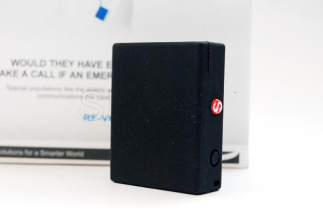 A-GPS tracker listening device