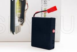 A-GPS tracker for vehicles