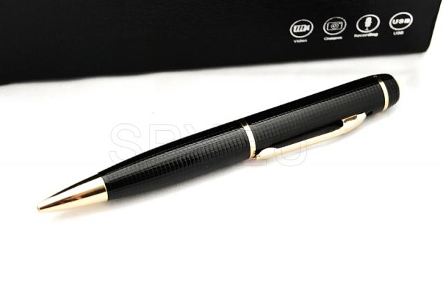 Pen with a hidden camera