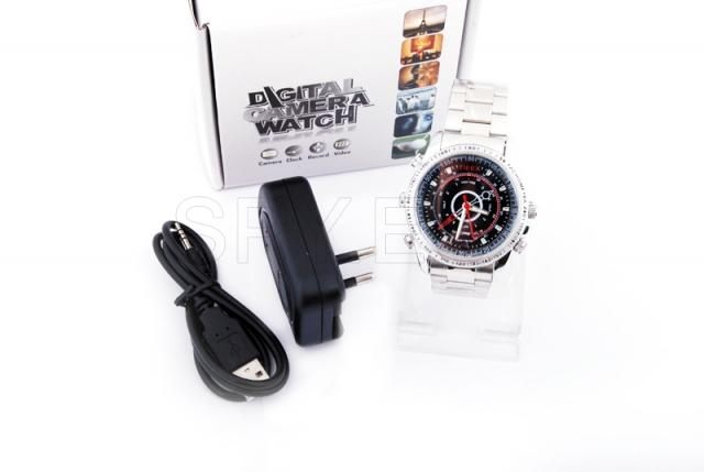 Camera in a wristwatch - 4GB
