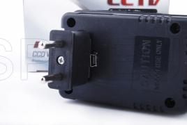 Camera hidden in the power supply adapter