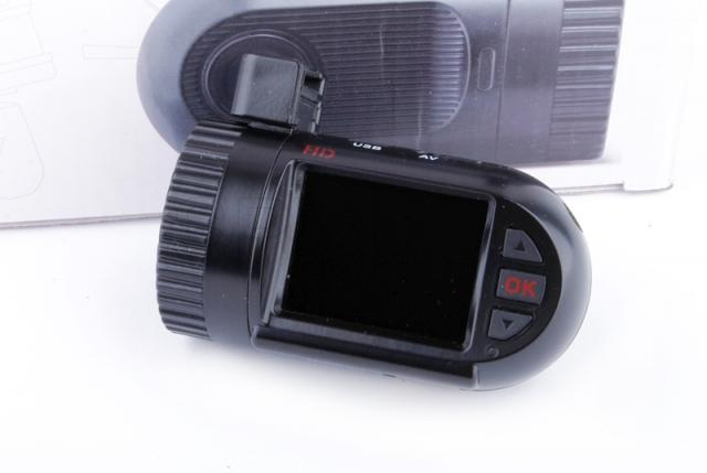 Portable video register