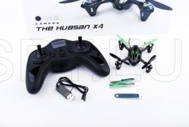 Quadcopter with 2 MP camera