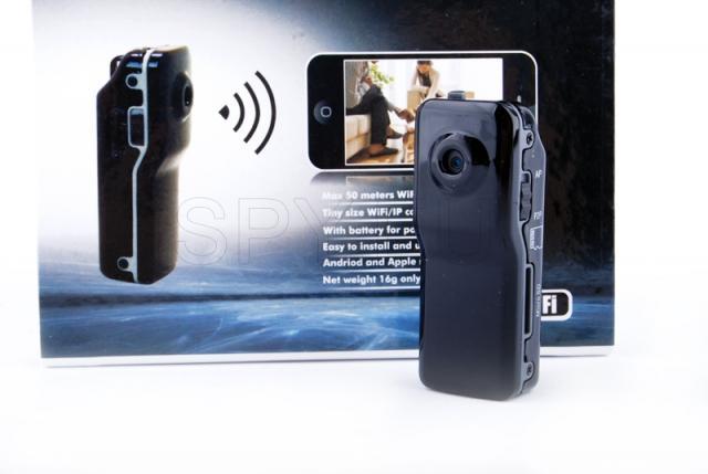 Mini Wi-Fi IP camera
