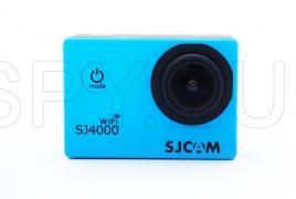 Sports camera SJCAM SJ4000 WIFI - Blue