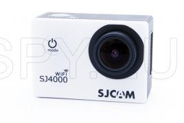 Sports camera SJCAM SJ4000 WIFI - White