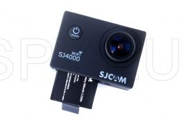 Sports camera SJCAM SJ4000 WIFI for vehicles + second battery