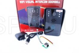 Wi-Fi IP camera intercom