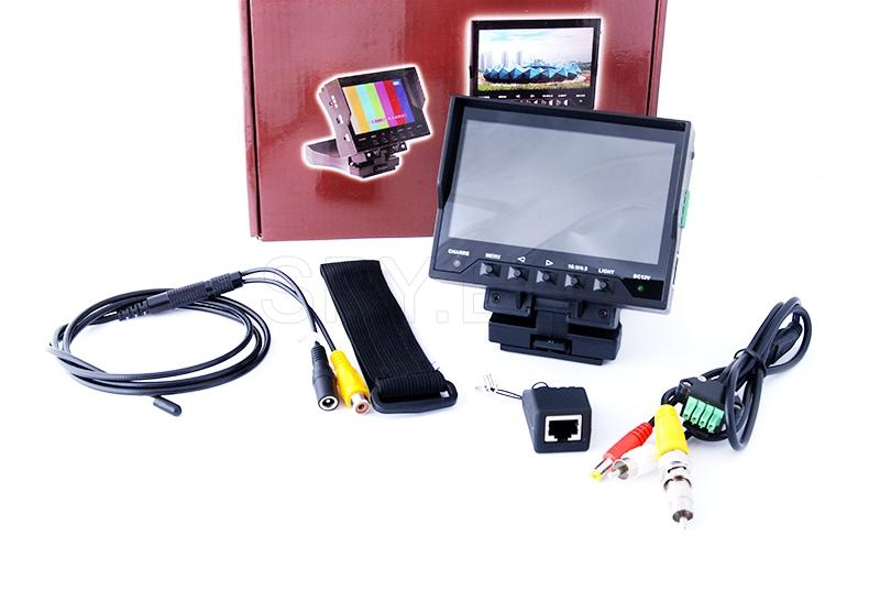 Endoscope-CCTV Tester
