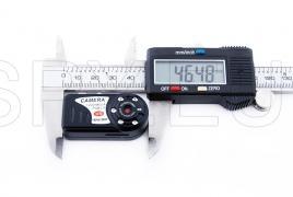 Mini cámara con 5 diodos