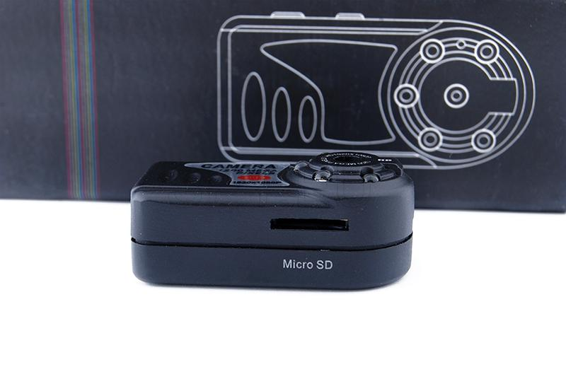Mini Camera with five LEDs