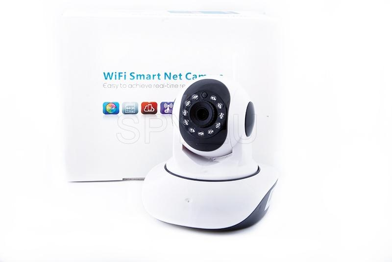 Wi-Fi mobile IP camera