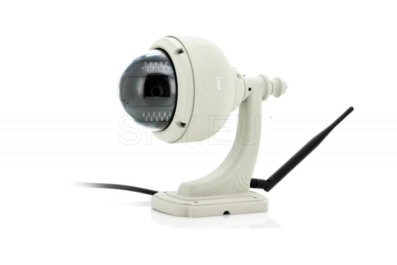 Dome IP camera for outdoor installation EasyN