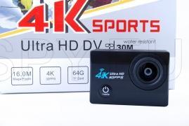 4K Wi-Fi αθλητική κάμερα