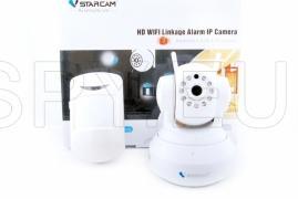 IP камера със система за охрана