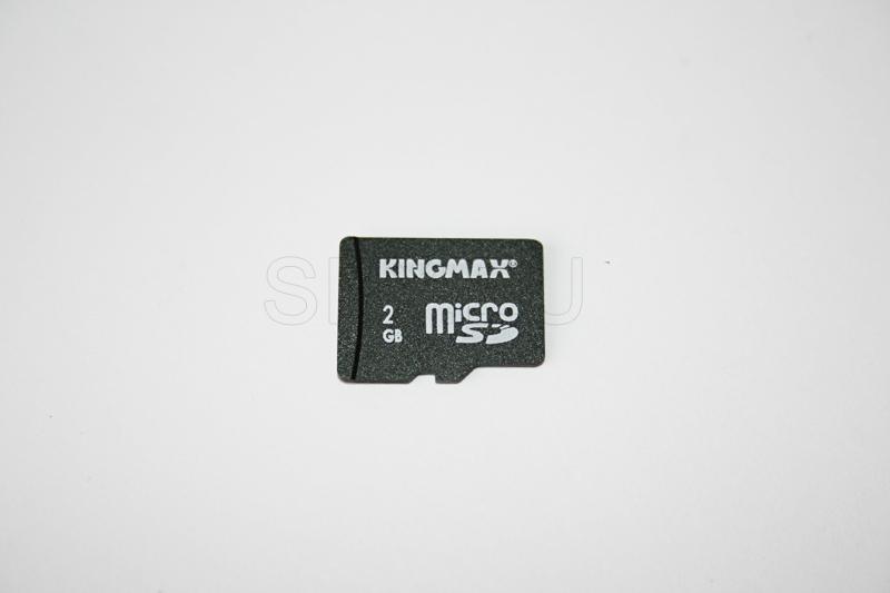 Cartão MicroSD – 2GB