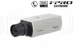 Full HD корпусна IP камера Ден/Нощ 2MP Panasonic