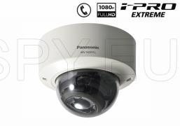 Full HD куполна IP камера Ден/Нощ 2MP Panasonic