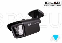 LED инфрачервен прожектор за външен монтаж 30м IRLAB