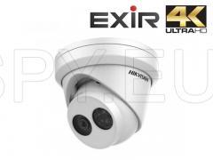 4K UltraHD IP камера 8MP Ден/Нощ, EXIR до 30м HIKVISION