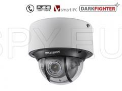Куполна IP камера 3MP FullHD с висока светочувствителност HIKVISION