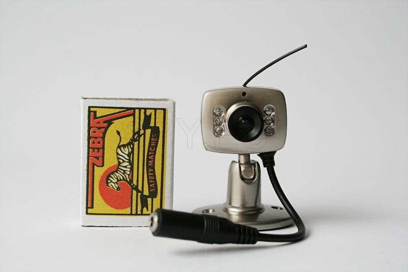 BC14 - 2.4G Wireless Camera