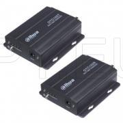 Предавател за пренос на 1 HDCVI видеосигнал до 20км Dahua