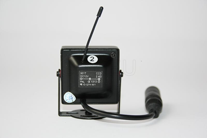 Wireless camera 2.4 GHz