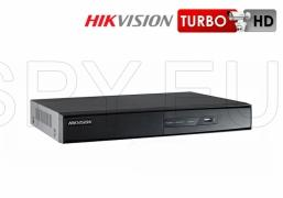 4-канален HD-TVI/IP рекордер HIKVISION до 2MP