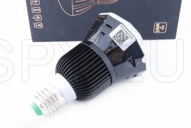 IP камера в електрическа лампа(черна)