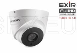 HD-TVI куполна камера 5MP до 10м - HIKVISION