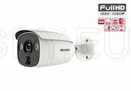 HD-TVI корпусна Ultra-Low Light алармена камера 2MP - HIKVISION