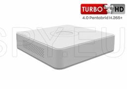 8-канален пентабриден HD-TVI/AHD/CVI/IP цифров рекордер - HIKVISION