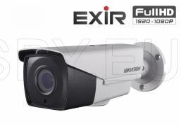 HD-TVI куполна Ultra-Low Light камера 2MP  2.8~12 мм HIKVISION