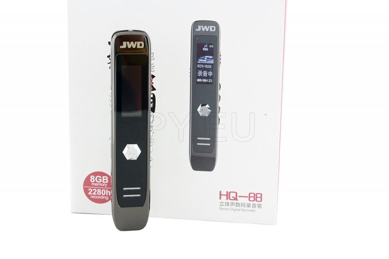 Stereo voice recorder