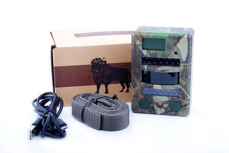 Mini hunting camera